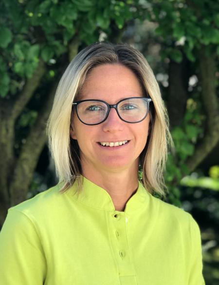 Steffi Schwab, medizinische Fachangestellte, Frauenarztpraxis Imgrund-Koch
