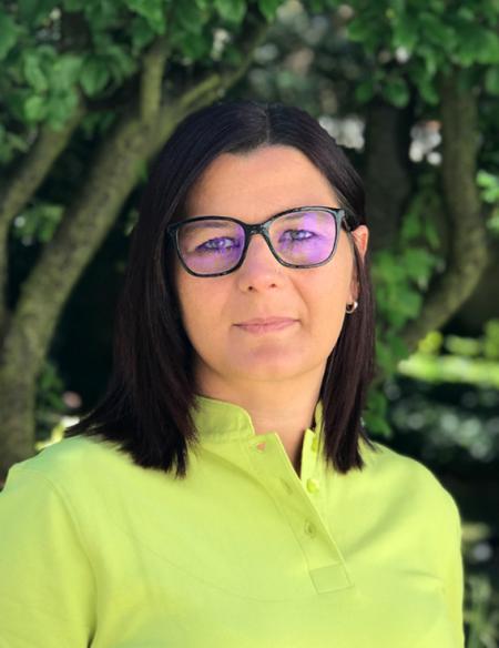 Susanne Ullrich, medizinische Fachangestellte, Frauenarztpraxis Imgrund-Koch