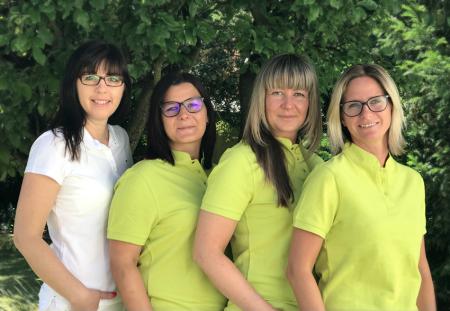 Praxisteam, Frauenarztpraxis Imgrund-Koch,  gynäkologische Facharztpraxis Aschaffenburg